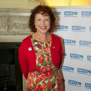 A north east NHS worker has been honoured for her dedication and long service