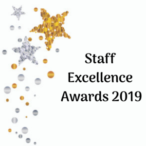 Staff Excellence Awards 2019 – Finalists Announced