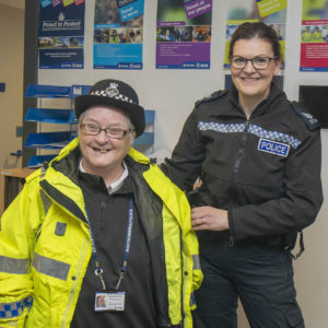 Sunderland pensioner cracks the case after becoming detective for the day