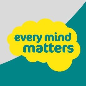 We're supporting the 'Every Mind Matters' campaign