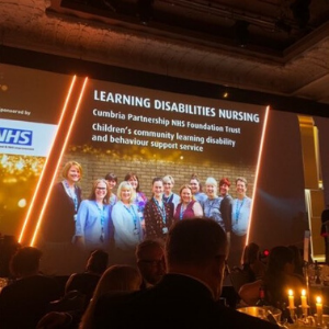 Teams recognised at prestigious Nursing Times awards
