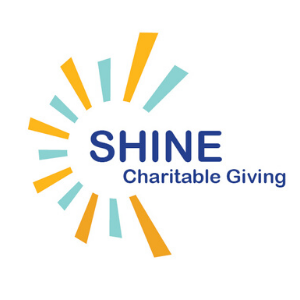 Shine charitable giving logo