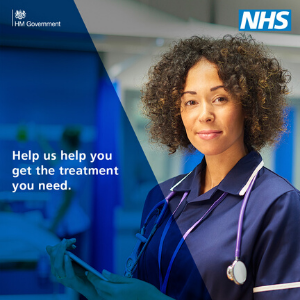 The NHS is here to support your mental health during the coronavirus pandemic