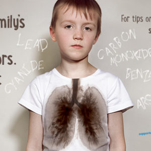 Protect your family from secondhand poisons