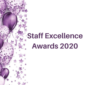 Staff Excellence Awards 2020