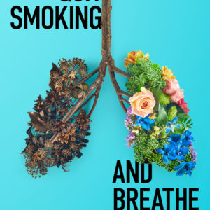 Stoptober – Encouraging smokers to quit